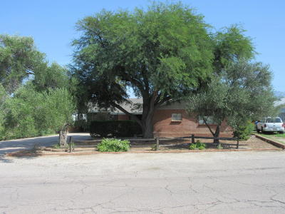 Tucson Single Family Home For Sale: 4713 E Scarlett Street