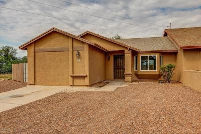 Tucson AZ Townhouse For Sale: $135,000