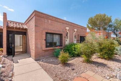 Pima County Townhouse Active Contingent: 1735 W Dalehaven Circle