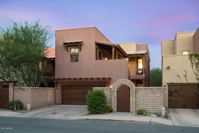 Tucson Single Family Home For Sale: 48 E Castlefield Circle