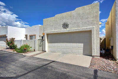 Tucson AZ Townhouse For Sale: $146,900