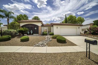 Green Valley AZ Single Family Home For Sale: $229,000