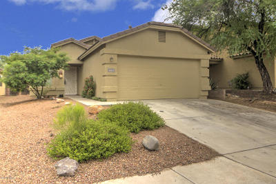 Green Valley Single Family Home Active Contingent: 663 W Firehawk Drive