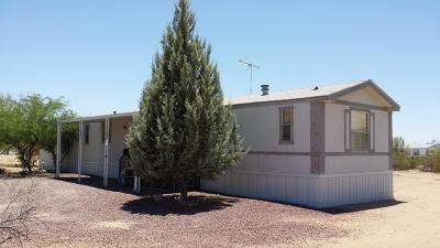 Pima County Manufactured Home For Sale: 11664 W Orange Grove Road