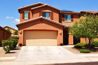 Oro Valley Single Family Home For Sale: 1104 W Garden Grove Drive