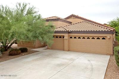 Tucson AZ Single Family Home For Sale: $245,000