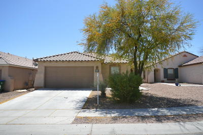 Sahuarita AZ Single Family Home For Sale: $189,500