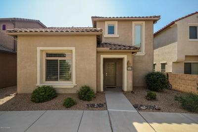 Single Family Home Active Contingent: 10564 E Native Rose Trail