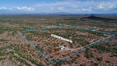 Marana Residential Income For Sale: 21350 W Silverbell Road