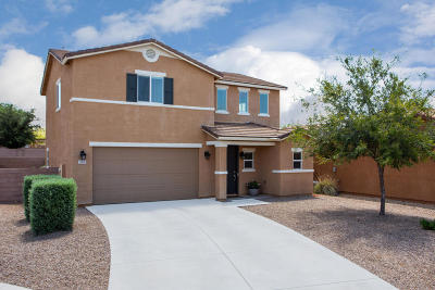 Vail AZ Single Family Home For Sale: $222,500