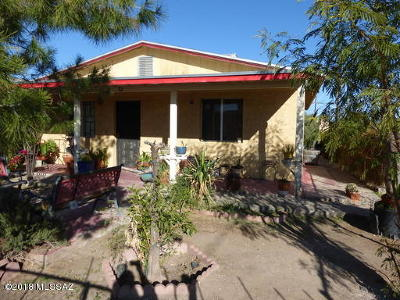 Tucson Single Family Home For Sale: 1102 W Sonora Street