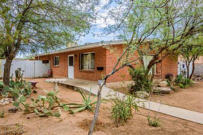Tucson Single Family Home For Sale: 2608 E Adams Street