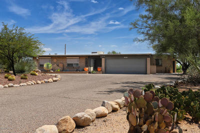 Tucson Single Family Home For Sale: 1817 W Ronceval Place