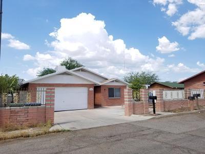 Tucson Single Family Home For Sale: 445 E Wilcox Lane