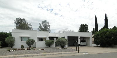Green Valley AZ Single Family Home For Sale: $176,500