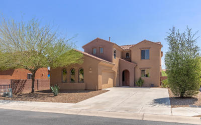 Marana Single Family Home For Sale: 12910 N Fox Hollow Drive