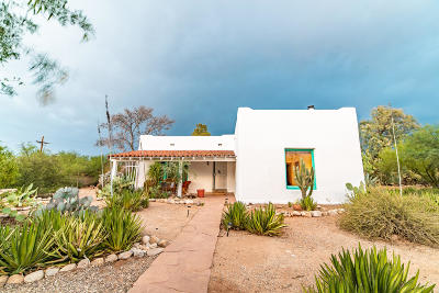 Tucson Single Family Home For Sale: 211 E Rudasill Road
