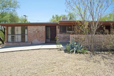 Pima County Single Family Home For Sale: 6036 E Grant Road