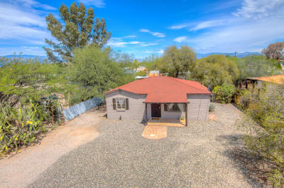 Pima County Single Family Home Active Contingent: 1724 N Winstel Boulevard