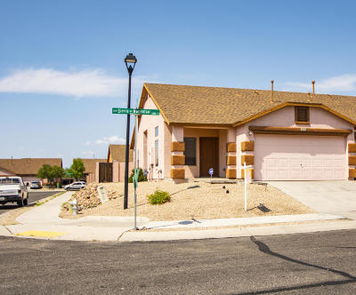 Pima County Single Family Home Active Contingent: 2003 E Calle Sierra Del Manantial