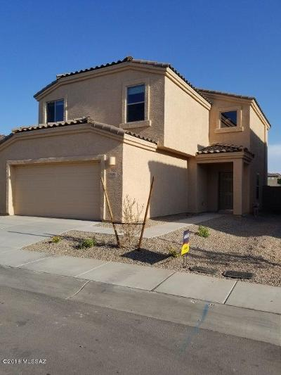 Pima County Single Family Home For Sale: 7609 W Placita Pina