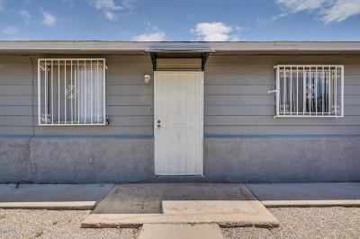Tucson Residential Income For Sale: 5750 E 28th Street