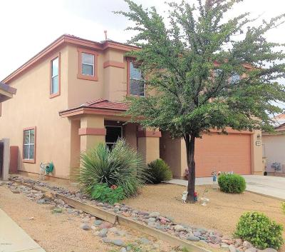 Sahuarita AZ Single Family Home For Sale: $220,000