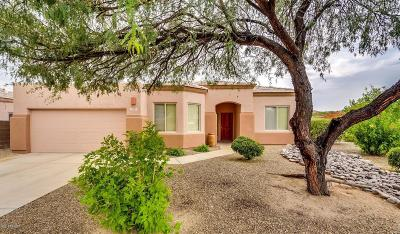 Marana Single Family Home For Sale: 4795 W Pier Mountain Place