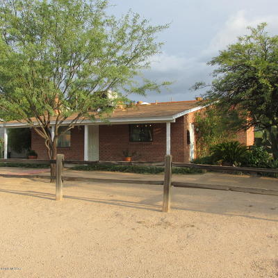 Tucson Single Family Home For Sale: 3402 E Presidio Road