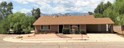 Tucson Single Family Home For Sale: 9301 E Calle Cascada