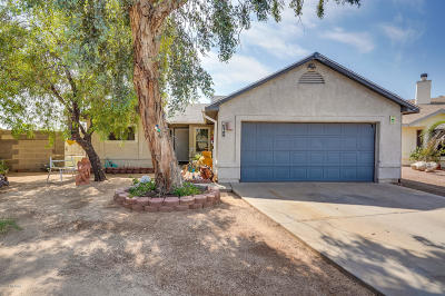 Tucson Single Family Home For Sale: 5109 W Malachite Place