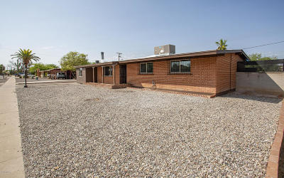 Pima County Single Family Home For Sale: 7252 E Beverly Drive