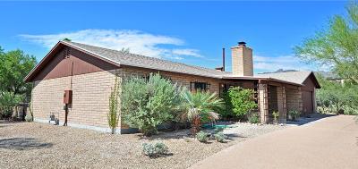 Pima County, Pinal County Single Family Home For Sale: 3771 N Via De Cordoba
