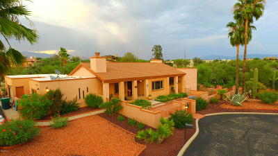 Tucson Single Family Home For Sale: 5381 E River Road