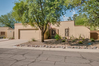 Pima County, Pinal County Single Family Home Active Contingent: 8971 E Lester Street
