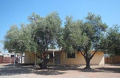 Catalina, Corona De Tucson, Green Valley, Marana, Oro Valley, Sahuarita, South Tucson, Tucson, Vail Single Family Home For Sale: 6313 E Duke Drive