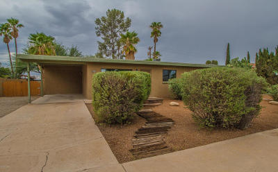 Tucson Single Family Home For Sale: 5733 E 18th Street