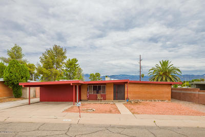 Single Family Home For Sale: 8141 E 4th Place