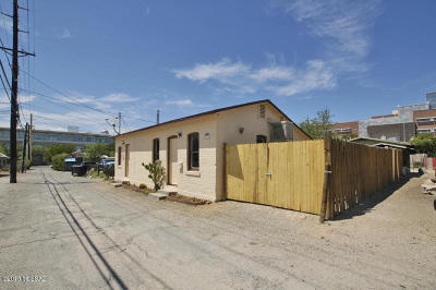 Tucson Single Family Home For Sale: 830 E 6th Street