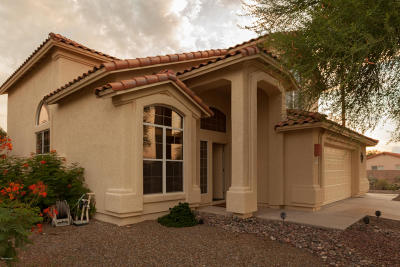 Oro Valley Single Family Home For Sale: 12277 N Sterling Avenue