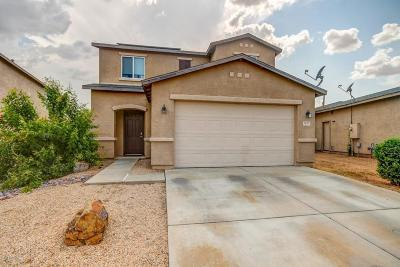 Sahuarita Single Family Home For Sale: 1327 W Camino Mesa Sonorense