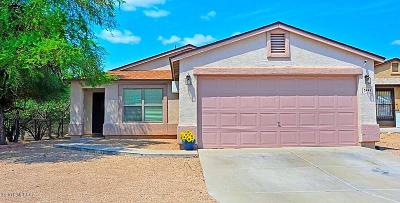 Tucson Single Family Home Active Contingent: 5442 S Crown Jewel Drive