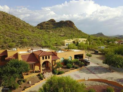 Tucson Single Family Home For Sale: 4085 W Coyote Ridge Trail