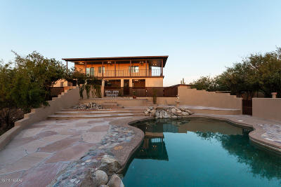 Single Family Home For Sale: 7370 S Cactus Thorn Lane