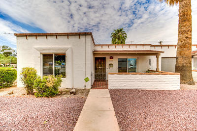 Pima County Townhouse For Sale: 2170 S Calle Polar