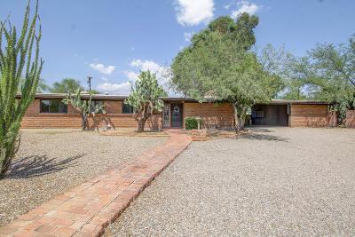 Single Family Home For Sale: 6449 E Calle De San Alberto