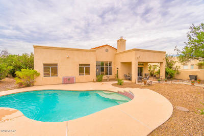 Tucson Single Family Home For Sale: 3783 N Sandrock Place