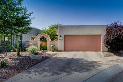 Tucson Single Family Home For Sale: 4828 E Placita Vista Del Puente