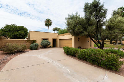 Tucson Single Family Home Active Contingent: 4996 E Silver Street