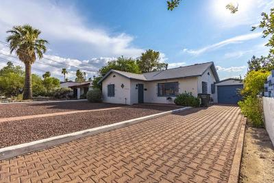 Pima County Single Family Home Active Contingent: 1313 N Winstel Boulevard